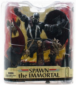 Spawn the Immortal - Spawn Age of Pharohs - Spawn 33 - McFarlane