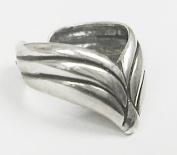 Sterling Silver V-Shaped Ear Cuff