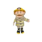 Fireman Glove Puppet