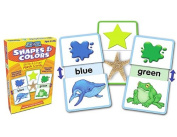 Teacher Created Resources Shapes & Colours Slide & Learn Flash Cards