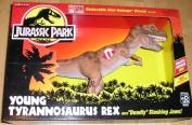 Jurassic Park Young Tyrannosaurus Rex Deadly Slashing Jaws