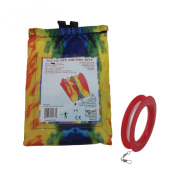 In the Breeze Tie Dye Red 5.0 Air Foil Kite