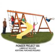 Swing-N-Slide Pioneer Playset Kit NE 4433