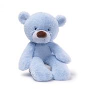 Lil Fuzzy Bear Blue 36cm by Gund