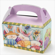 Cardboard Easter Treat Boxes