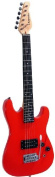 J. Reynolds 3/4-size Electric Guitar - Red
