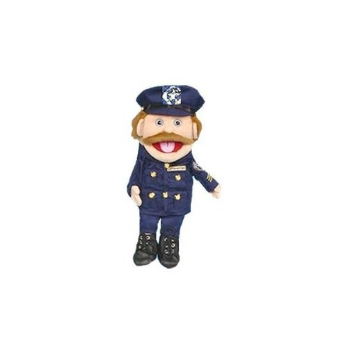 Sunny Puppets 36cm Dad Police Officer Puppet By Sunny Puppets