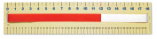 Learning Resources Demonstration Ruler