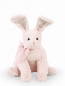 Pink Cottontail Lullaby Bunny - Musical Baby Plush Toy