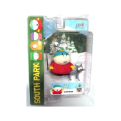 South Park Series 1 Cartman (Mood Swing Eyebrows) Variant Action Figure