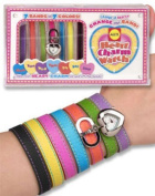 Alex Heart Charm Watch with 7 Changeable Bands