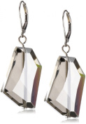 Kenneth Cole New York Taupe Drop Earrings