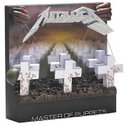 """McFarlane Toys 3D Album Cover - Metallica """"Master of Puppets"""""""