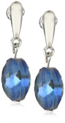 """Kenneth Cole New York """"Urban Stone"""" Faceted Bead Drop Earrings"""