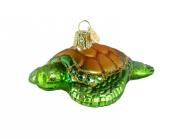 Old World Green Sea Turtle Ornament