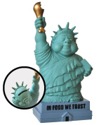 Big Mouth Toys Statue Of Gluttony Bank