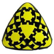 Lanlan Gear Mastermorphix Pyramid Cube Black