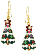 Lunch at The Ritz 2GO USA Tinsel Trees Earrings