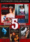 5 Horror Movies [Region 1]