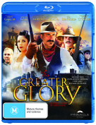 For Greater Glory [Region B] [Blu-ray]