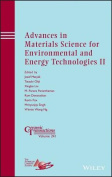 Advances in Materials Science for Environmental and Energy Technologies