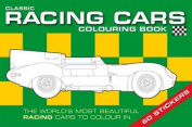 The Classic Racing Car Colouring Book