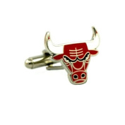 Chicago Bulls Cufflinks