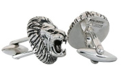 Lion Cufflinks Sterling Silver handcrafted