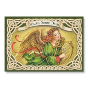 Abbey Press Irish Angel Christmas Cards - Greetings Paper Gift Wrap 15140T-ABBEY