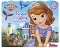 Sofia the First Royal Lessons [Board Book]