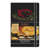 Moleskine The Hobbit Limited Edition Notebook, Pocket, Plain, Black, Hard Cover (3.5 x 5.5)