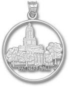 Baylor Bears Sterling Silver Patneff Hall Pendant