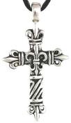 Majestic Cross Amulet Women's Necklace Pendant Charm Jewellery Religious