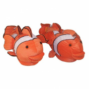 Comfy Feet Clown Fish Animal Feet Youth Slippers