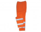 Ergodyne GloWear Extra Large Class-E Thermal Pants in Orange