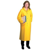 Anchor Raincoats - 48'' raincoat pvcover polyester small