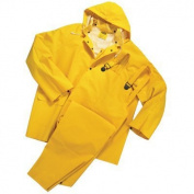 Anchor Brand 101-9000-6XL Anchor 35 Mil 3 Piece Rain Suit Pvc- Polyester