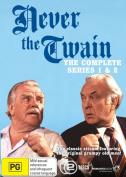 Never The Twain: Series 1 - 2 [Region 4]