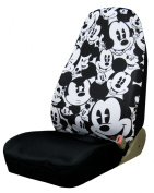 Plasticolor Disney Mickey Mouse Expressions Seat Cover