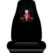 Plasticolor Betty Boop Skyline Seat Cover