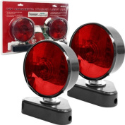 Trademark Tools 12V Magnetic Trailer Light Kit