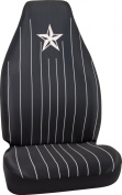 Bell Seat Cover, Nautical Star Pinstripe