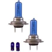 CIPA Spectras Xenon H7 Ultra-White Halogen Headlight Bulbs