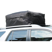 Roof Top Cargo Storage Bag and HitchMate TireStep Combo