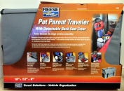 Reese Carry Power Pet Parent Traveller with Detachable Back Seat Cover