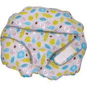 Leachco - Cuddle-U Nursing Pillow and More with Slipcover, Caterpillar
