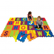 Alphabet 4' x 4' Activity Play Mat