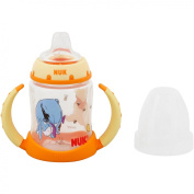 NUK Disney Winnie the Pooh 150mls Learner Cup Silicone Spout, 6+ Months