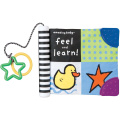 """Kids Preferred - Amazing Baby """"Feel and Learn!"""" Soft Book"""