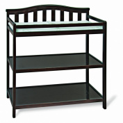 Child Craft Arched Dressing Table, Jamocha